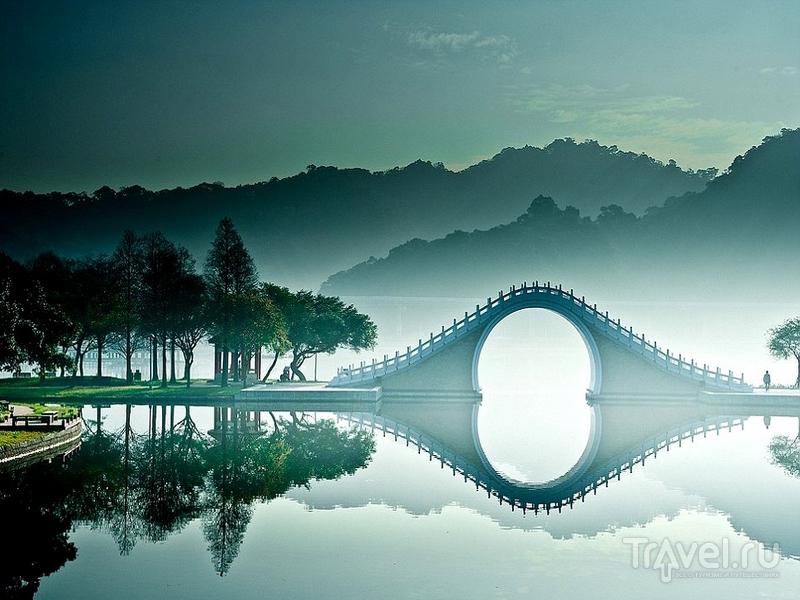 Лунный мост.